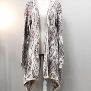 NEW. Mossimo cotton knit fall cardigan Medium
